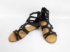 33ee0cf467f1 Madden Girl by Steve Madden Womens Dare Gladiator Sandals 6 Medium