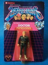 Vintage Action Figure - TERRAHAWKS - DOCTOR NINESTEIN - MOC - 1983 Bandai Toy