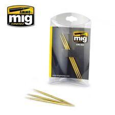 Ammo by Mig Brass Toothpicks (3) A.MIG-8026