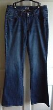 Jag Stretch Ballari Flare Leg Jeans Womens Size 6 Forever Blue Nordstrom Pants