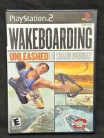 Wakeboarding Unleashed  - PS2 Playstation 2 Game Tested Working