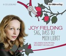Joy Fielding Krimi- & Thriller-Hörbücher und-Hörspiele auf Englisch