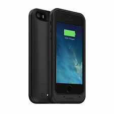 Genuine Mophie Juice Pack Air for iPhone 5 5S SE battery case recharge BLACK