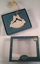 Lenox For My Kitty Ornament, VG Condition