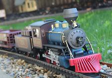 Piko 38217 G Santa Fe Mogul Steam Locomotive Lights Smoke Sound DCC Analog