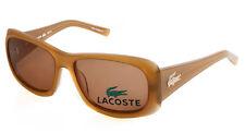Lacoste Sunglasses Model LA 12614P BROWN POLARIZED AUTHENTIC NEW 12614 58-17