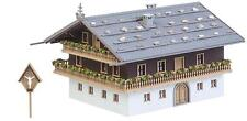 NEW ! HO Faller 130554 ALPINE FARM HOUSE : Model Building KIT