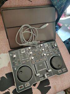 Table Mixer HERCULES E2 MP3