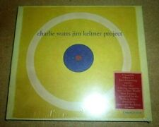 Charlie Watts Jim Keltner Project / CD / 2000 / OVP Sealed / The Rolling Stones