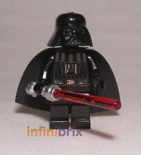 LEGO Darth Vader dal Set 10188 MORTE NERA + 8017 Tie Fighter Star Wars sw209