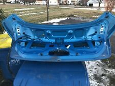 2012 2013 2014 Ford Focus Trunk Lid