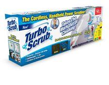 Turbo Scrub Hstv– Electric Cordless 300rpm Handheld Cleaning Scrubber Brush