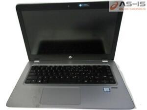*AS-IS* HP ProBook 440 G4 Core i7-7500U 2.7GHz No RAM No HDD Laptop *Broken LCD*