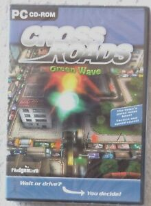 45471 - Cross Roads Green Wave [NEW & SEALED] - PC (2003) Windows XP