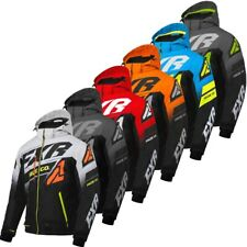 FXR Men's Boost FX Winter Jacket - Light Gray, Black, Red, Orange, Blue, or Lime