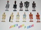 LEGO Minifigs figurine personnage Star Wars Droid commander choose model - KG 54