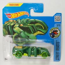HW0011 Hot Wheels 2016 Speed Spider - Street Beasts 5/10 DHR98