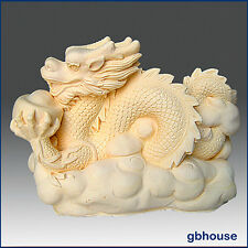 Lucky Dragon - 3D silicone soap/candle/plaster/polymer clay mold