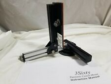 3Sixty *** Peace River *** Panoramic Camera Tripod mount w/ instructions