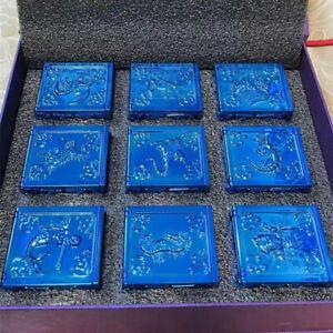RH Saint Seiya Myth Cloth EX 9 Poseidon Pandora Box Blue Ver. Set
