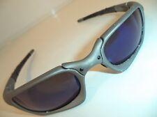 Oakley Magnesium  X-Metal SWITCH  Plasma/Ice Iridium MAG Sport Sunglasses