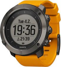 Orologio Suunto Traverse Amber GPS Glonass Bluetooth Bussola Ref.SS021844000