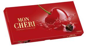 Ferrero Mon Cheri - 15 pieces - 157g cherry brandy chocolate candy from Germany