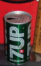 7 UP 12 OUNCE STEEL  CAN EMPTY