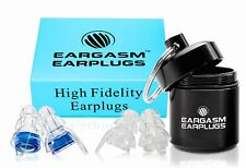 Eargasm High Fidelity Earplugs with Premium Gift Box Packaging