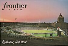 Frontier Field Baseball Stadium Located in Downtown Rochester, New York