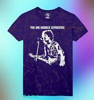 New Jimi Hendrix Experience Purple Haze Men's Vintage T-Shirt