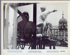 VINTAGE PHOTO 1962 Sexy Brigitte Bardot A VERY PRIVATE AFFAIR
