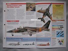 Aircraft of the World Card 5 , Group 5 - Dassault/Dornier AlphaJet