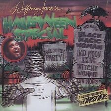 TOMBSTONES - WOLFMAN JACK'S HALLOWEEN SPECIAL: ROCK 'N' ROLL PARTY * (NEW CD)