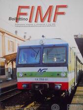 Bollettino treni FIMF n°223 Locomotive americane anni 90  [TR.33]