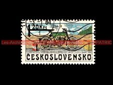 ORION MICHL SLANY 1903 - CESKOSLOVENSKO - TCHECOSLOVAQUIE Moto Timbre Poste