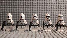 LEGO Star Wars Clone Trooper Minifigures Lot 8014 sw0201