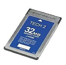 North american operations GM USA cars Tech 2 32MB PCMCIA (Multilanguage) A+ CARD