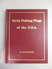 """""""RARE"""" EARLY FISHING PLUGS OF THE U.S.A.  BY ART AND SCOTT KIMBALL"""