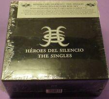 Héroes del Silencio - The Singles - Box Set 21 Singles 7' - Ed Lmtd Precintada