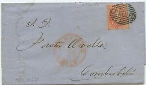 Chile Brief Santiago 1867
