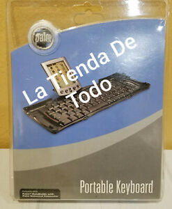OLD NEW STOCK FOLDING FOLDABLE PORTABLE KEYBOARD FOR PALM HANDHELD P10802U READ