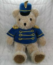 "JCPenney Christmas Teddy Bear 27"" Big Conductor Holiday Plush Stuffed Animal Toy"