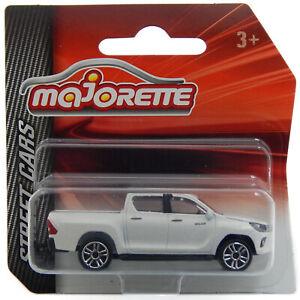 Toyota Hilux Revo Pick Up Truck Majorette Street Cars 292K 1:58 1:64 2020