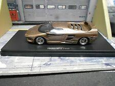 VECTOR WX3 / M12 beige braun met. 1999 V12 Supersportwagen NEO SP 1:43
