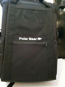 Polar Bear Coolers Original Backpack Soft Side Cooler Black
