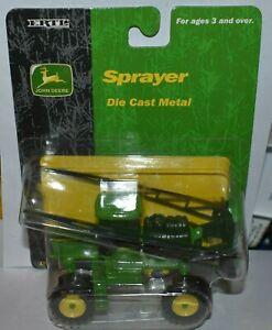 Ertl #5752 1:64 John Deere JD 4700 Farm Sprayer 2001 New in Package Farm Toy