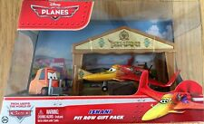 Disney Cars Planes ISHANI PIT ROW GIFT PACK Pitty Xmas Present Twin Pack New