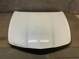 2014 2015 2016 2017 2018 2019 Cadillac CTS Front Hood White OEM