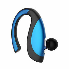 Bluetooth Wireless Headset Earhook Earphone For Samsung iPhone X 8 Huawei P20 Lg